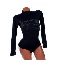 Дамска блуза - боди в 3 цвята