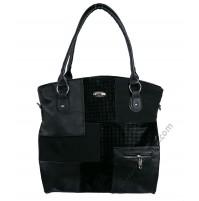 Голяма кожена чанта