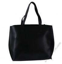 Голяма дамска чанта 3в1 в черно