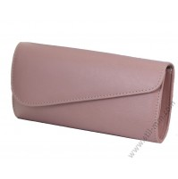 Дамска кожена чантичка- клъч