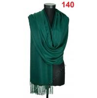 5545 Дамски шал от фина вълна кашмир в 11 цвята