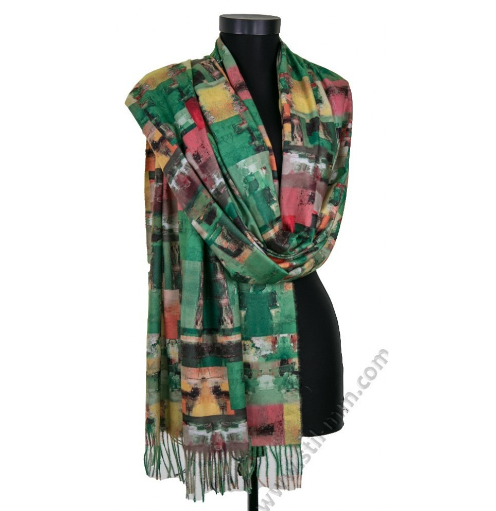 Дамски кашмирен шал