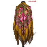 Голям руски шал в 4 цвята
