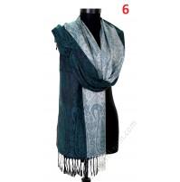 Стилен дамски шал в 11 цвята