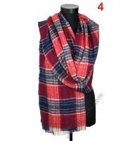 5029 Дамски вълнен топъл шал в 2 цвята