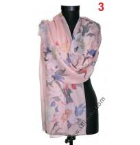 Дамски памучен шал в 7 цвята