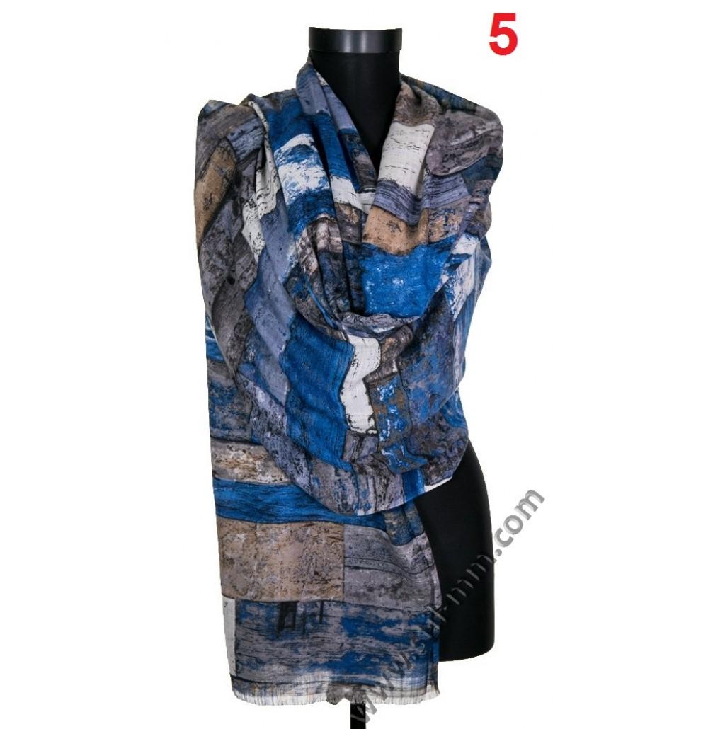 Красив дамски шал в 3 цвята