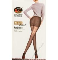 Дамски тънък чорапогащник в черно