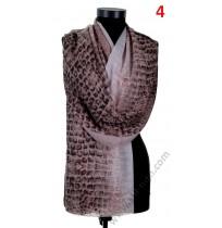 Дамски памучен шал в 6 цвята