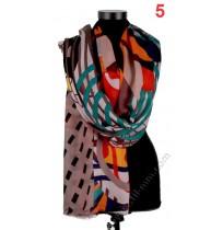 Дамски памучен шал в  ПОСЛЕДНИ 2 цвята