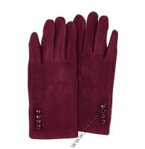 Дамски ватирани ръкавици в 4 цвята