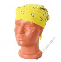Памучна кърпа за глава- бандан в 14 цвята