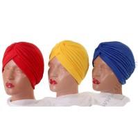 Дамски тюрбан в 18 цвята