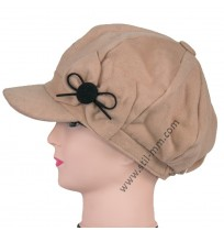 Дамска зимна шапка в 3 цвята