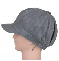 Дамска зимна шапка в 2 цвята