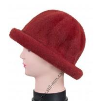Красива дамска шапка в 4 цвята